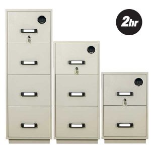 2 Hour Fire Rated Filing Cabinets