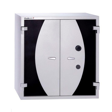 2 Hr Fire-Rated Cabinet Cabinet Digital Lock