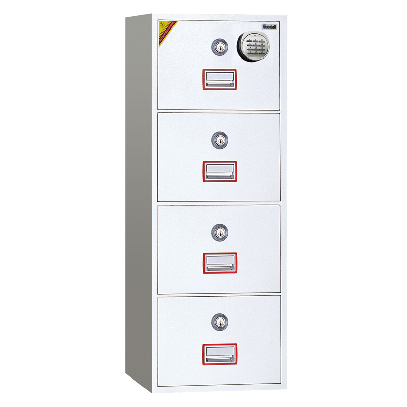 1 Hr Fire Rated 2 3 And 4 Drawer File Cabinet Key