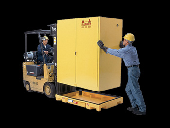 Delivering your Safe or Cabinet Professionally