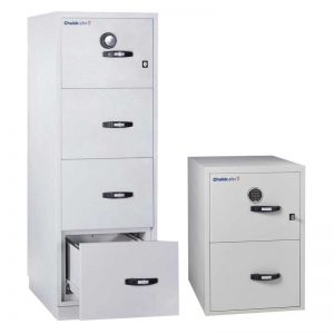 Chubb Fire File 31 Fire Rated Filing Cabinet
