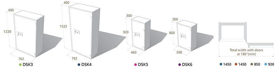 DSKL Medium Drug Safe