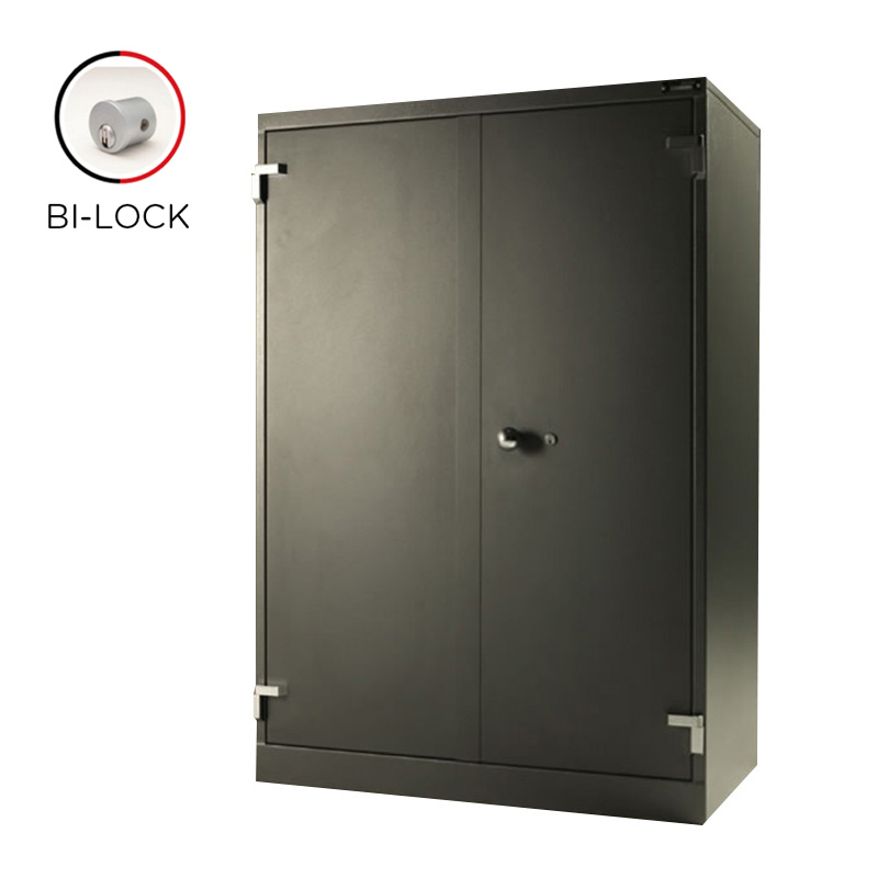 Govt Endorsed Swing Door Cabinet Bi-Lock