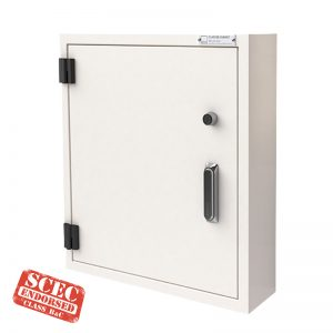 Class B and C Wall Mounted Key Cabinet