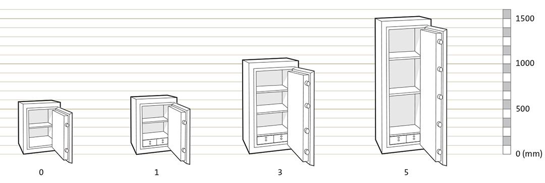 Oxley MK111 Dimensions