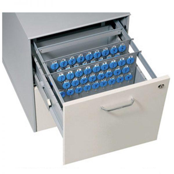 Suspension File Key Storage